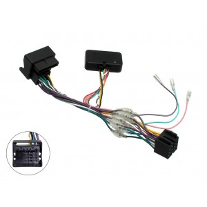 ISO переходник NONAME для VOLKSWAGEN -02/AUDI/SKODA/SEAT + CAN BUS адаптер