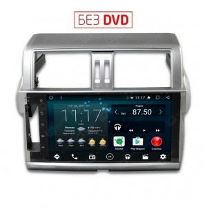 Штатная автомагнитола на Android IQ NAVI T44-2912C для Toyota