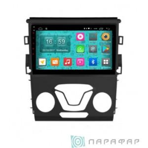 Штатная автомагнитола на Android PARAFAR PF966N для Ford