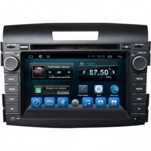 Штатная автомагнитола на Android TONGHAI CREATE KR-7104 для HONDA CR-V 2012+