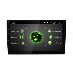 Автомагнитола на Android INCAR DTA-7710U
