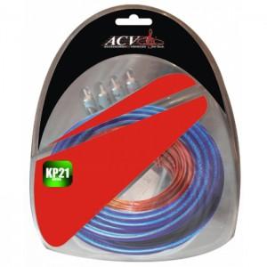 Набор для подключения усилителей ACV 21-KIT2-10