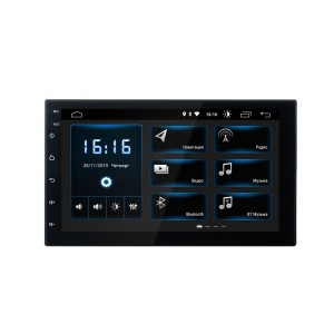 Автомагнитола на Android INCAR DTA-7707