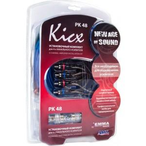 Набор для подключения усилителей KICX PK-48