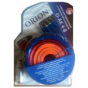 Набор для подключения усилителей ORION O-AK 4-8