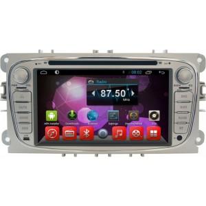 Штатная автомагнитола на Android TONGHAI CREATE KR-7012 для FORD Mondeo, Focus, S-Max