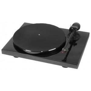 Проигрыватель виниловых дисков PRO-JECT 1-XPRESSION CARBON PIANO (2M-RED)