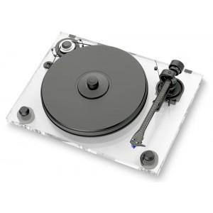 Проигрыватель виниловых дисков PRO-JECT 2-XPERIENCE ACRYL (КАРТРИДЖ ORTOFON 2M RED)