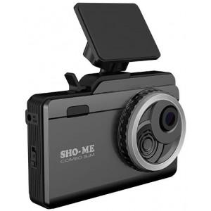 Видеорегистратор автомобильный с радар-детектором SHO-ME Combo Slim
