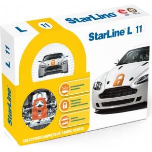 Замок капота STARLINE L-11