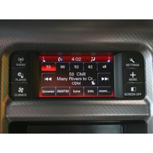 Видео интерфейс Gazer VC500-UCON/EX для Dodge, Chrysler, Jeep с системой UConnect 8,4