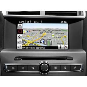Видео интерфейс Gazer VC500-MRN для Citroen, Peugeot
