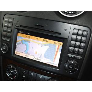 Видео интерфейс Gazer VC700-NTG25 для Mercedes-Benz с системой NTG 2.5