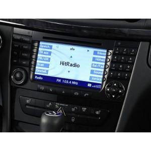 Видео интерфейс Gazer VC700-NTG20 для Mercedes-Benz с установленной системой NTG 2.0 (RGB)