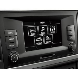 Видео интерфейс Gazer VC700-MIBE/COL для Seat, Skoda, Volkswagen с системой MIB Entry (50pin)