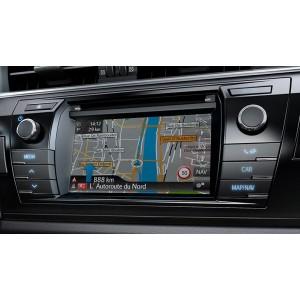 Видео интерфейс Gazer VC500-TYT/ENT для Toyota с системой Entune