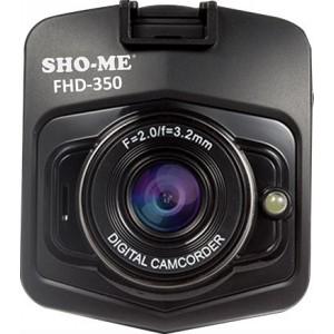 Видеорегистратор автомобильный SHO-ME FHD 350