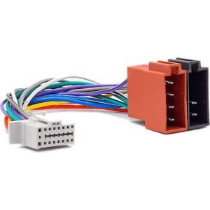 Основной разъём для магнитолы Panasonic CARAV 15-105