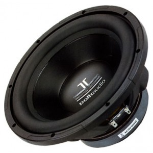 Автосабвуфер POLK AUDIO DB1040DVC