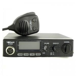 Автомобильная радиостанция YOSAN JC-2204