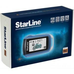 Автосигнализация StarLine V62 Moto