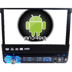 Автомагнитола на Android TONGHAI CREATE KR-7116 универсальная