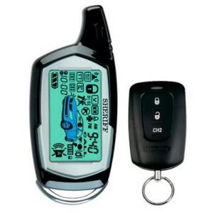 Автосигнализация SHERIFF ZX-1095 PRO