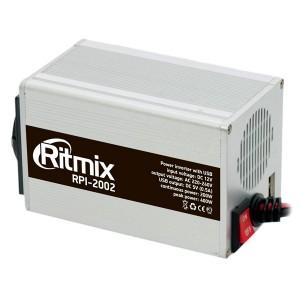 Автомобильный инвертор напряжения RITMIX RPI-2002