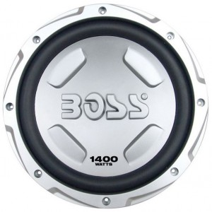 Автосабвуфер BOSS AUDIO CX122