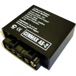 Модуль управления стеклоподъёмниками Cenmax AS-2