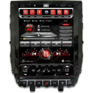 Штатная автомагнитола на Android IQ NAVI T44-2921-TS для Toyota