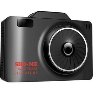 Видеорегистратор автомобильный с радар-детектером SHO-ME COMBO SMART SIGNATURE