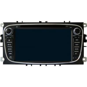 Штатная магнитола на Android IQ NAVI D44-1402 для Ford