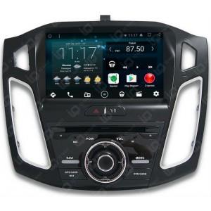 Штатная магнитола на Android IQ NAVI D44-1410 для Ford