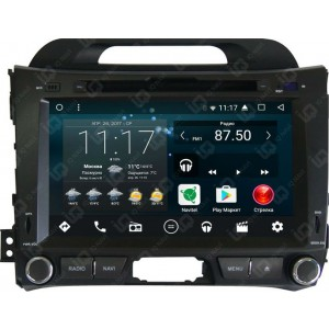 Штатная магнитола на Android IQ NAVI D44-1711 для Kia