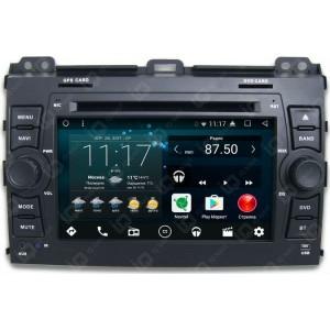 Штатная автомагнитола на Android IQ NAVI D44-2910 для Toyota