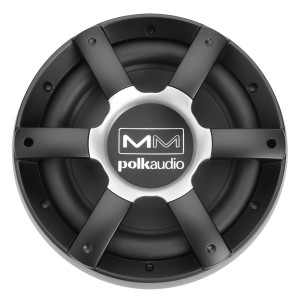 Сетка защитная POLK AUDIO MM10G 10IN GRILLE BLK