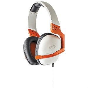 Наушники POLK AUDIO STRIKER P1 ORANGE