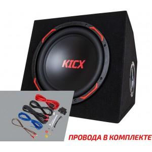 Автосабвуфер KICX GT301BA