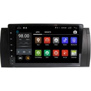 Штатная автомагнитола на Android PARAFAR PF395 для BMW