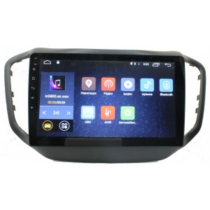 Штатная автомагнитола на Android PARAFAR PF985 для Chery