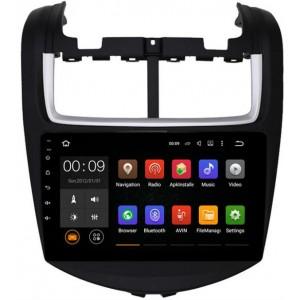 Штатная автомагнитола на Android PARAFAR PF972 для Chevrolet