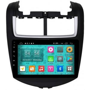 Штатная автомагнитола на Android PARAFAR PF972N для Chevrolet