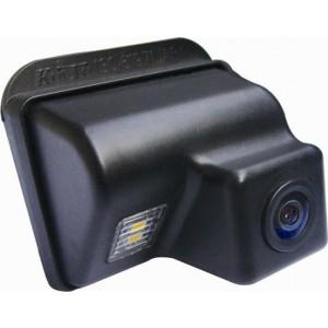 Штатная камера заднего вида PHANTOM CAM-0530 для Peugeot 206, 207, 407, 307(sedan), 307SM