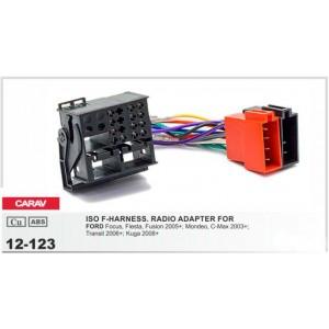ISO переходник CARAV 12-123 для Ford