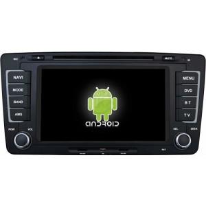 Штатная автомагнитола на Android TONGHAI CREATE KR-7038 для SKODA Octavia Yeti Superb