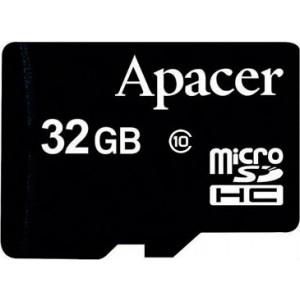 Карта памяти APACER MICROSDHC 32GB