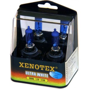 Галогеновая лампа XENOTEX ULTRA WHITE H7 (12V60/55W) ЗА 2 ШТ.