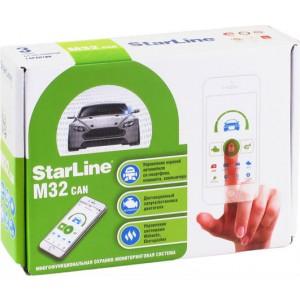 GSM/GPS модуль STARLINE M32CAN с автозапуском