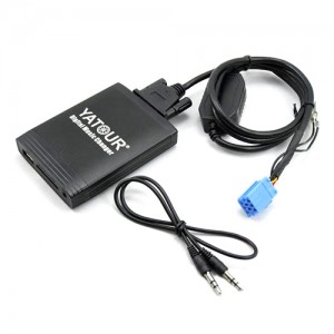MP3 USB адаптер YATOUR YT-M06 CITROEN RD3